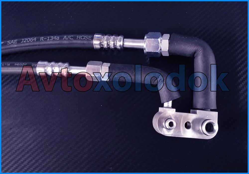 Трубка шланги кондиционера Mitsubishi Pajero 4